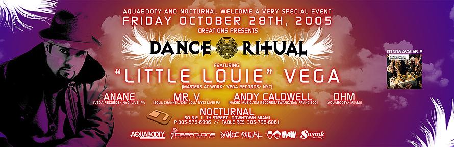 Little Louie Vega at Ritual Dance