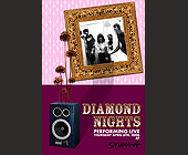 Diamonds Nights at Studio A - Postcards
