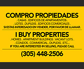 I Buy Properties - tagged with please call