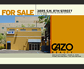 Cazo Realty - 1250x1750 graphic design
