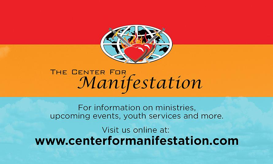 The Center of Manifestation