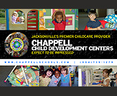 Chappell Child Development Centers - 1500x1000 graphic design