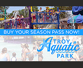 Troy Aquatic Park - Amusement Park Graphic Designs