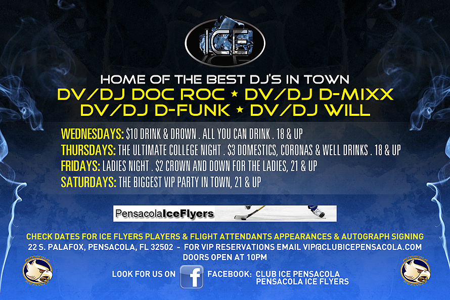 Ice The Official Afterparty