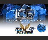 Ice The Official Afterparty - tagged with blue
