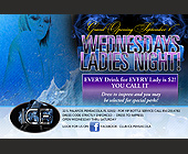 Wednesdays Ladies Night - tagged with blonde female