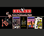 Recess at Code - Restaurants Graphic Designs