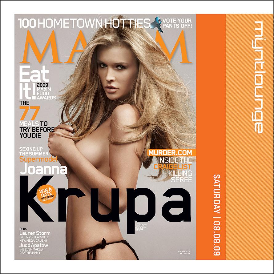 Krupa at Mynt Lounge