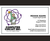 Computer Circuit - Tennessee Graphic Designs