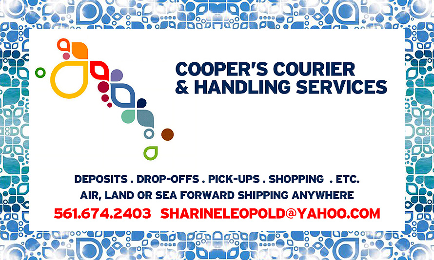 Cooper's Courier and Handling Services