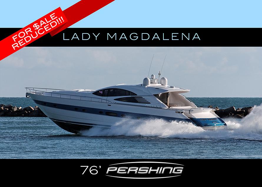 Lady Magdalena Yacht Charter
