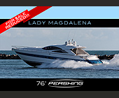 Lady Magdalena Yacht Charter - Marine and Boating Graphic Designs