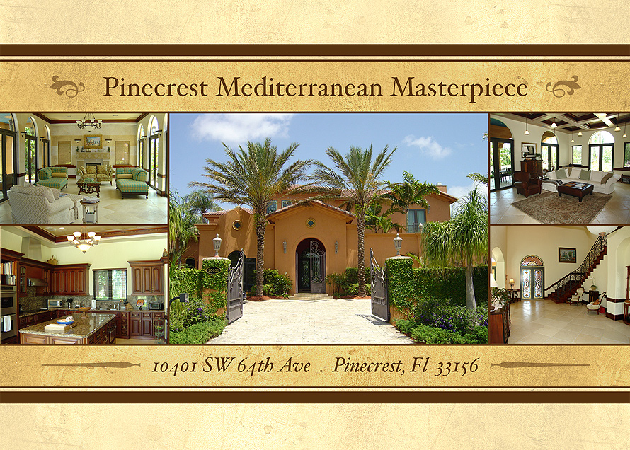 Pinecrest Mediterranean Masterpiece