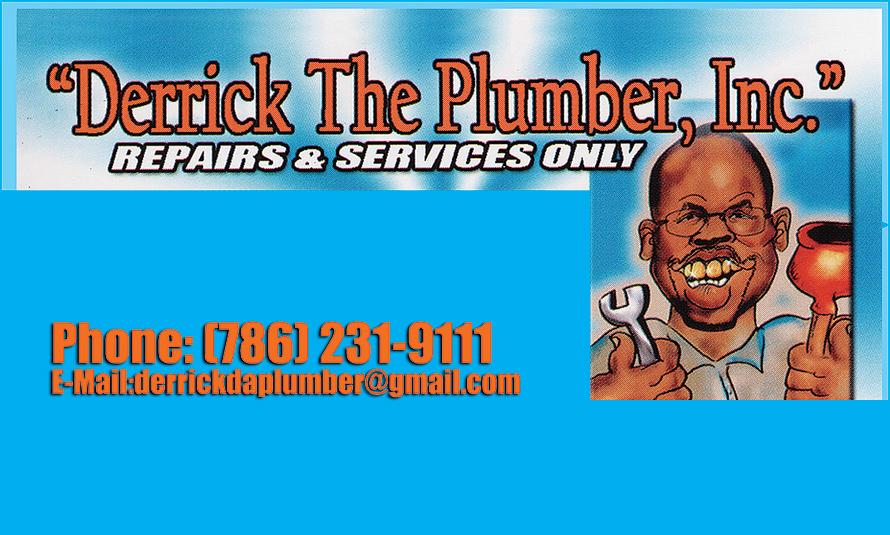 Derrick the Plumber