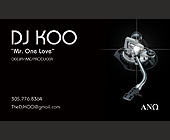 DJ Koo Mr. One Love - tagged with lens flare