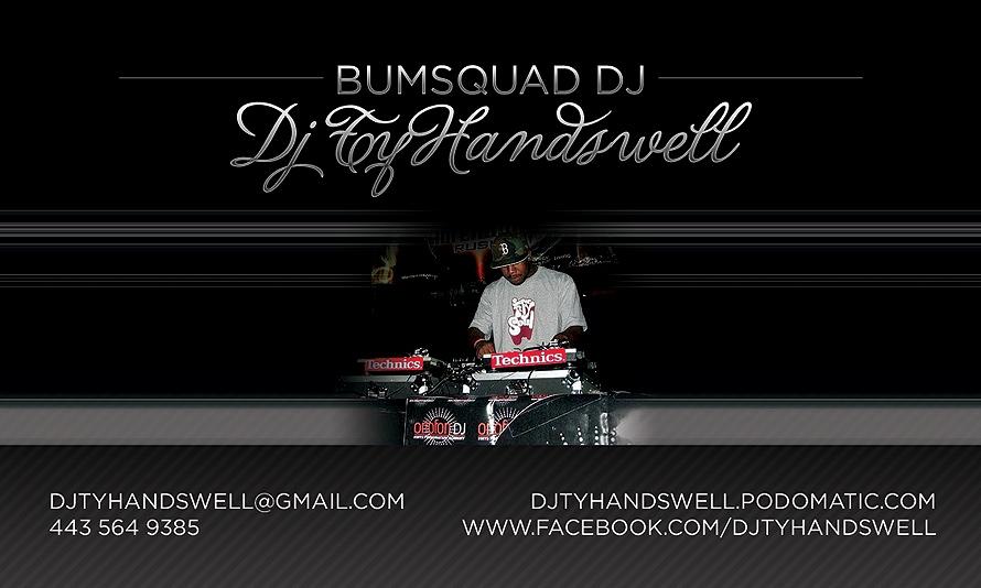 DJ Ty Handswell