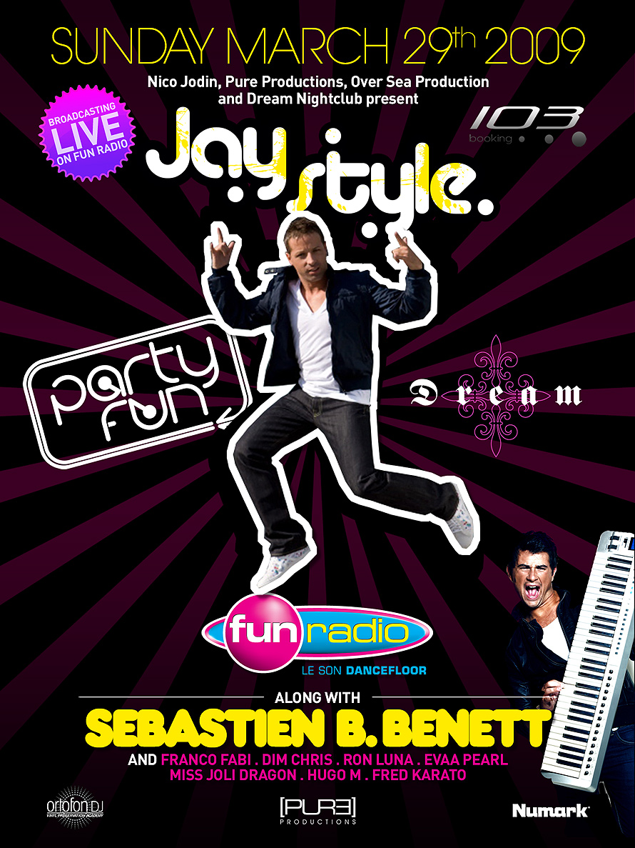 Pure Productions Presents Jay Style