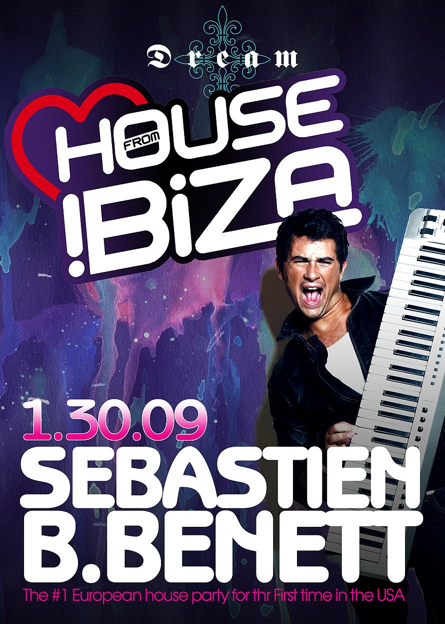 House From Ibiza