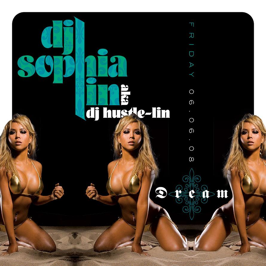 DJ Sophia at Dream Nightclub