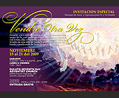 I Will Come Again Special Invitation - Religious Graphic Designs