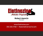 Elatinozine - tagged with robert