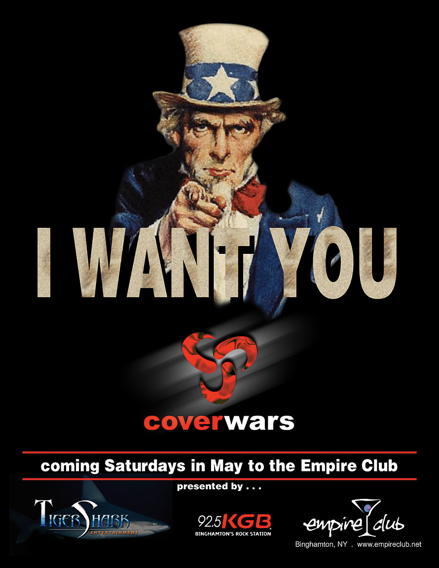 Empire Club Cover Wars