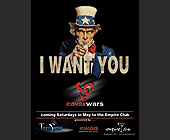 Empire Club Cover Wars - tagged with Martini Glass