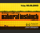 Natural Instinct Safari Party - Party