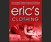 Eric's Clothing Red Bank - tagged with nj