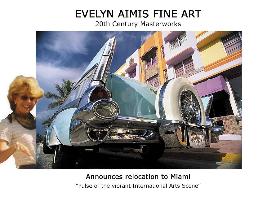 Evelyn Aimis Fine Art
