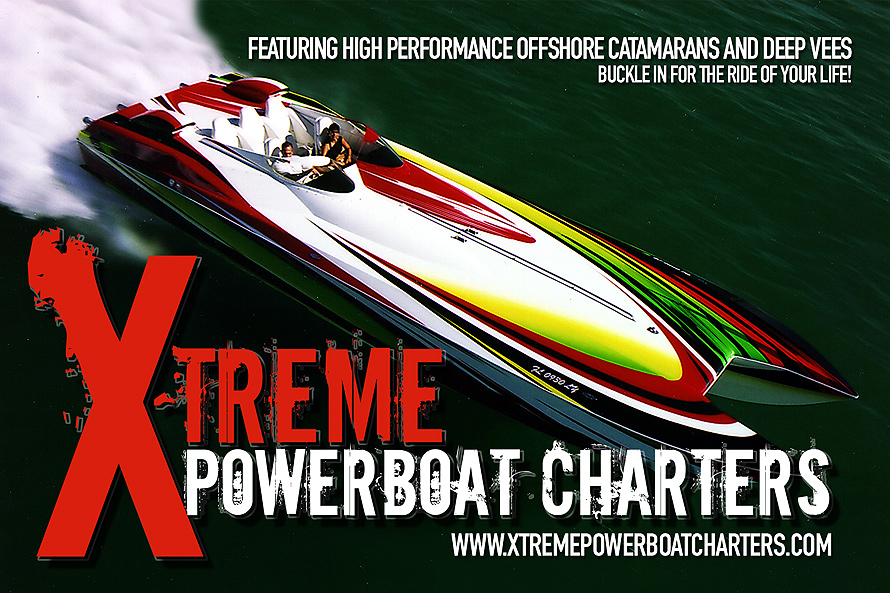 Xtreme Powerboat Charters