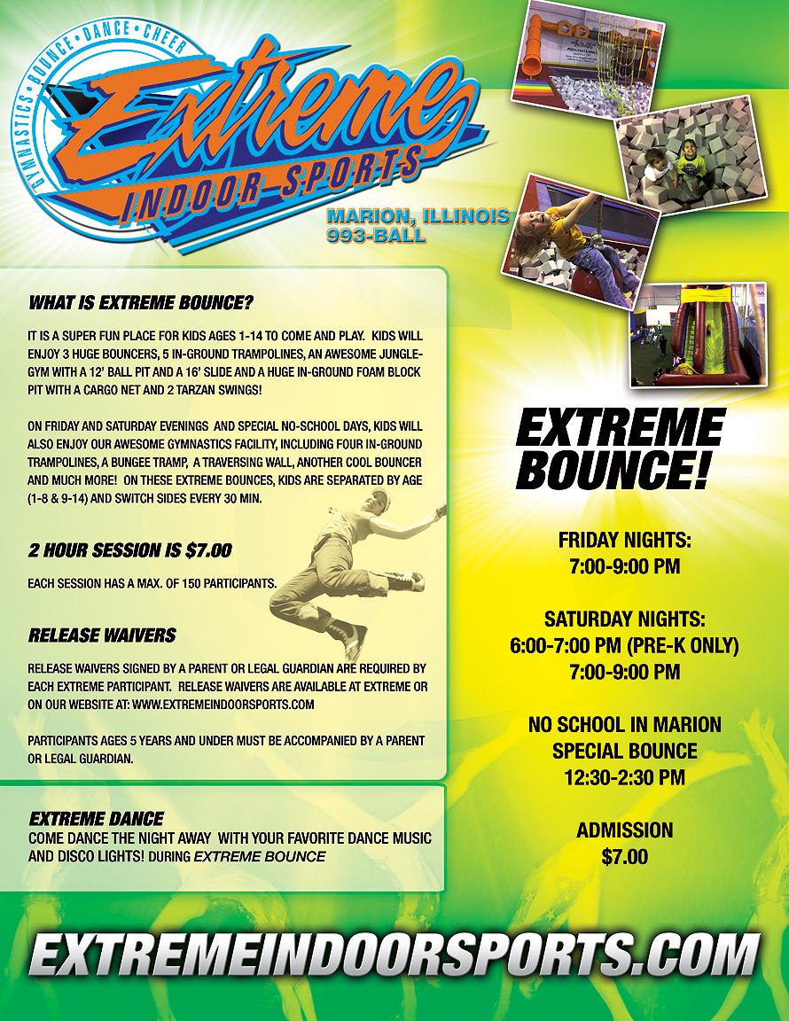 Extreme Indoor Sports