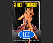 $1 Beer Tonight! - client Felt
