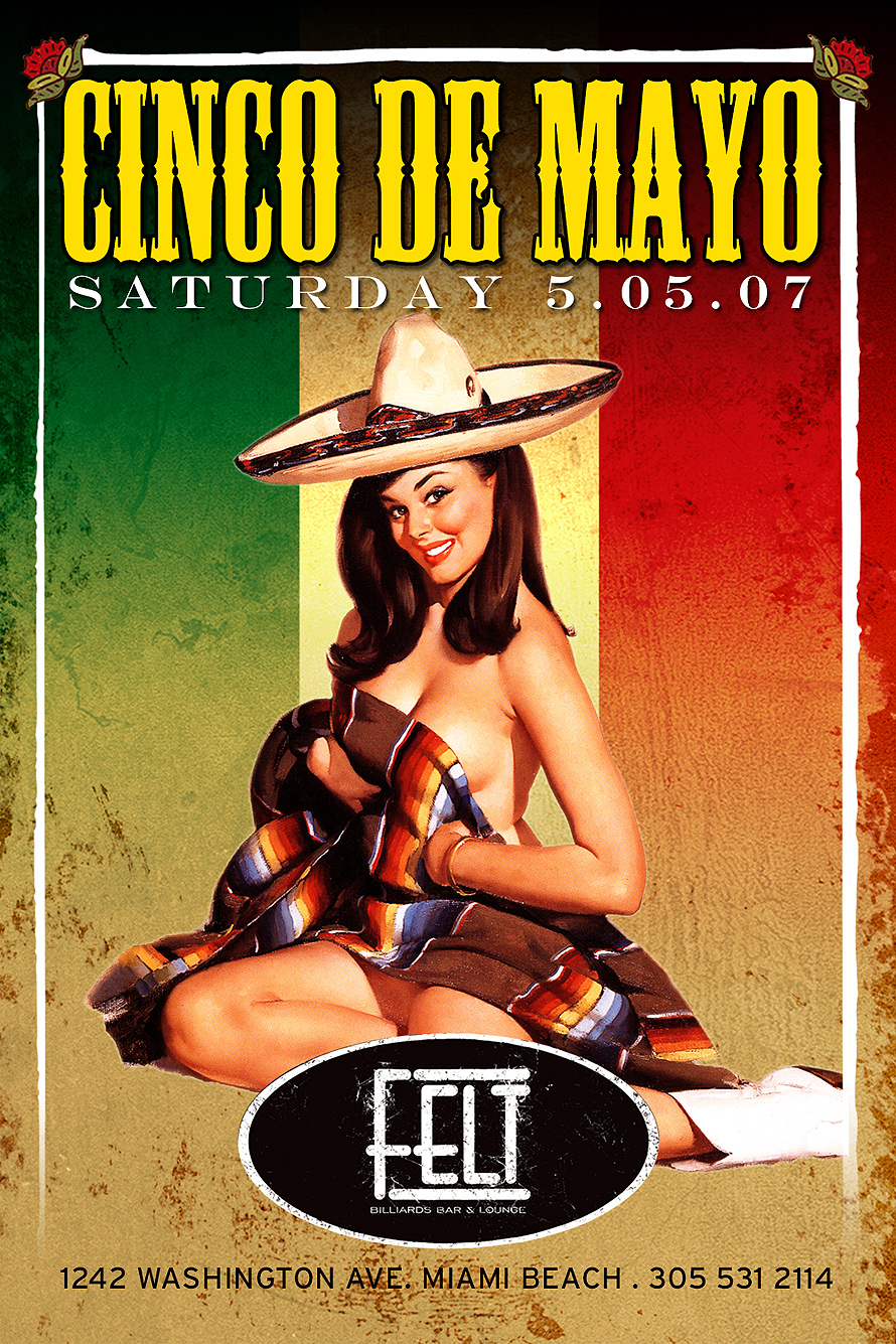 Cinco De Mayo Saturday