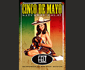 Cinco De Mayo Saturday - Bars Lounges