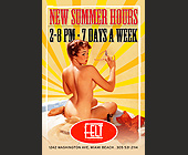 Felt Summer Hours - Bars Lounges