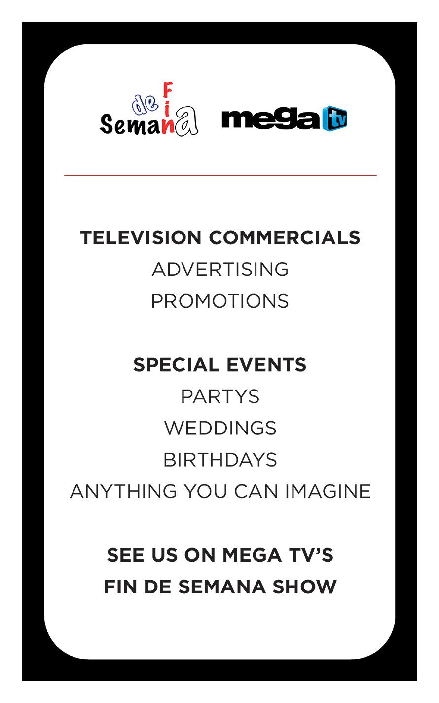 De Fin Semana Mega TV