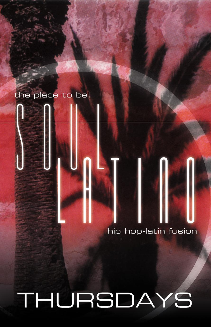 Soul Latino Hip Hop Latin Fusion