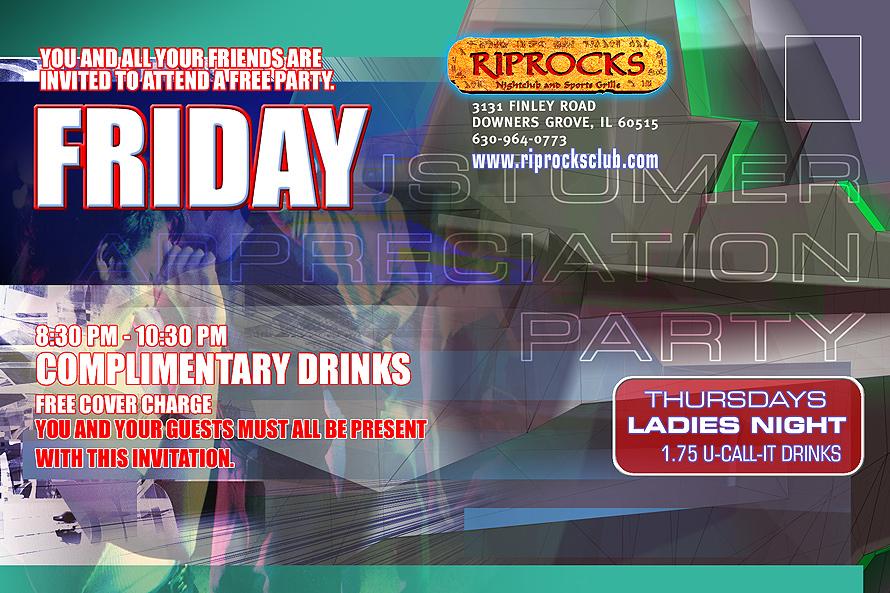 Riprocks Customer Appreciation Party