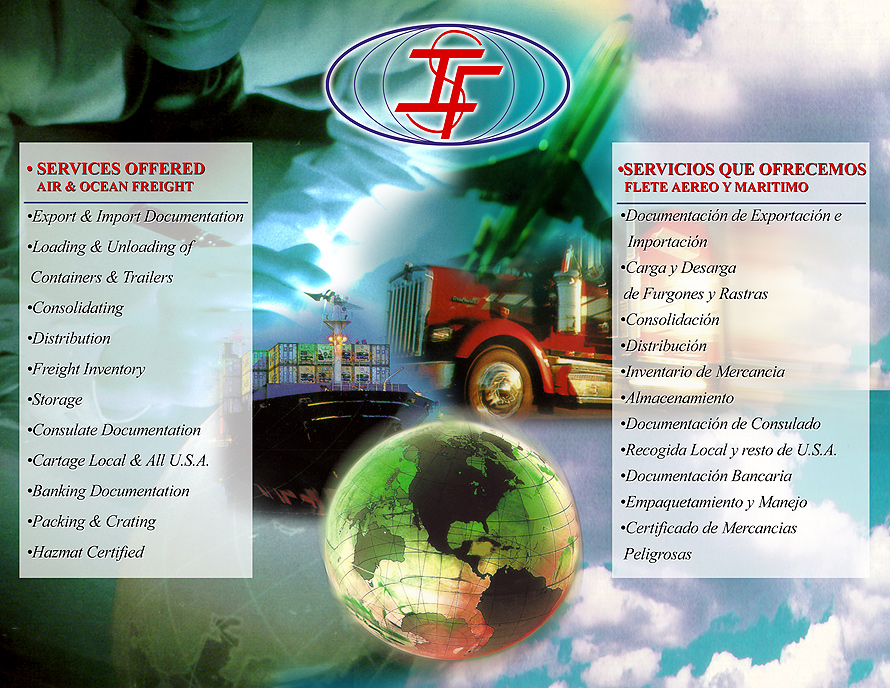 International Freight Services, Inc.