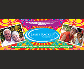 James Rackley Missions - Charity and Nonprofit Graphic Designs