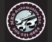 MKS Automotive Inc. - tagged with florida 33155