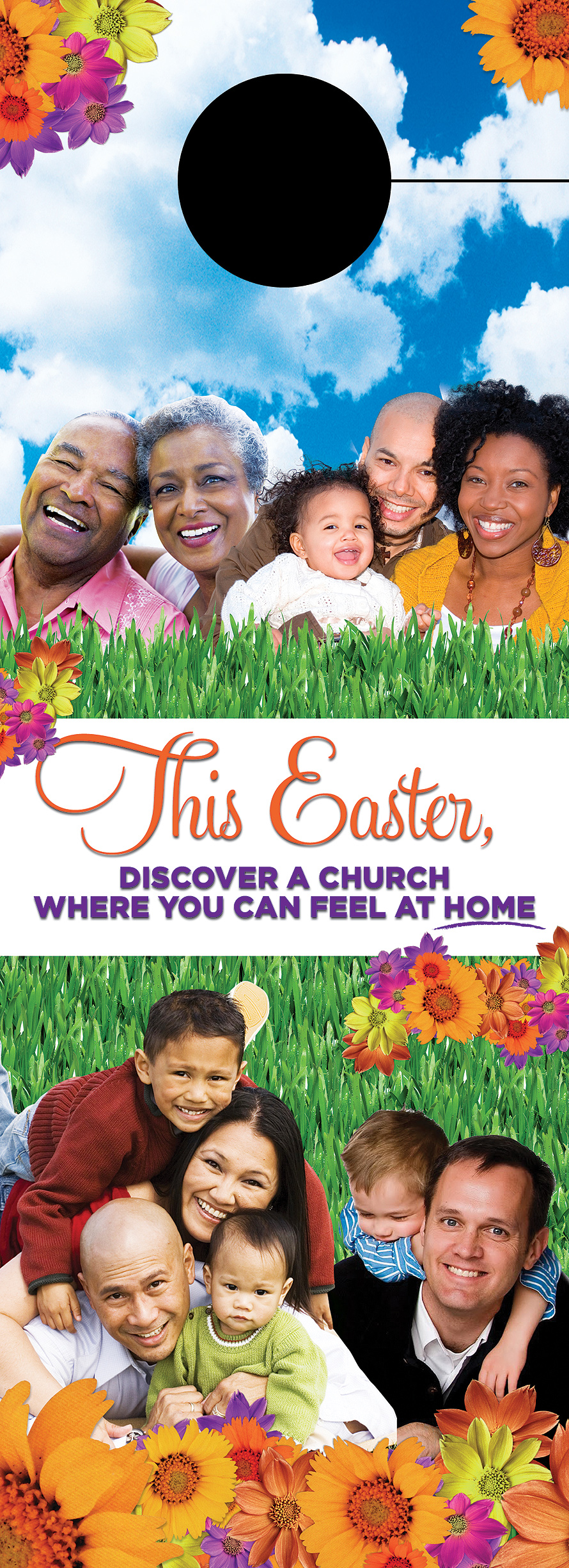 This Easter Discover a Church Where You Can Feel at Home