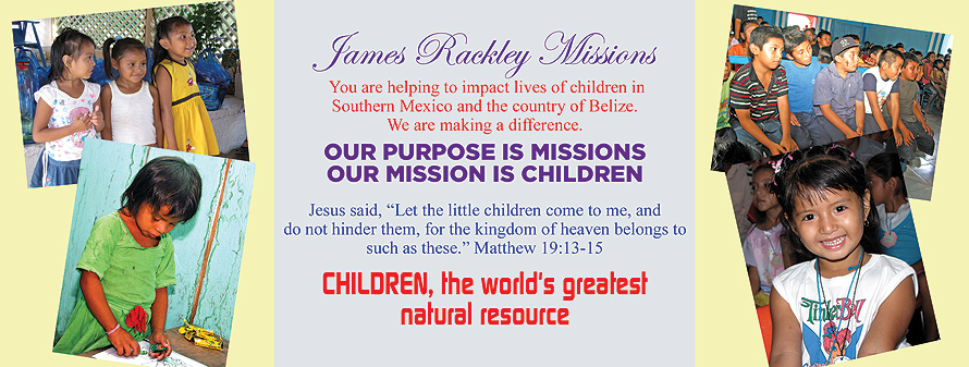 James Rackley Missions