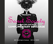 Secret Society Mondays  - tagged with mondays