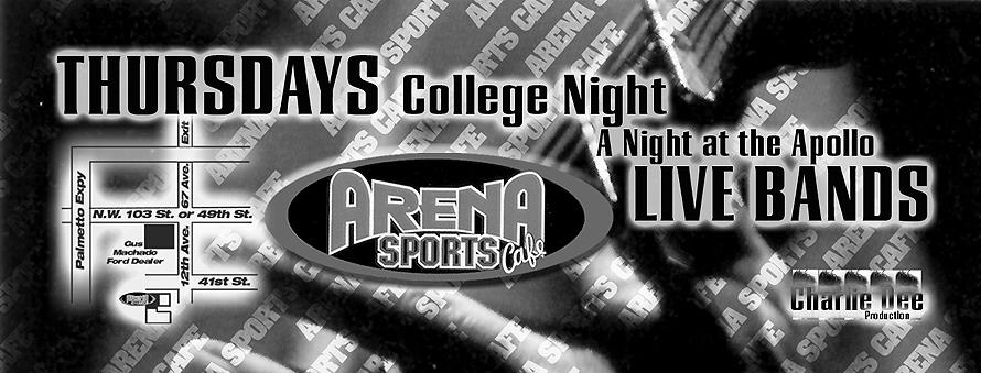 Arena Sports Cafe Miami