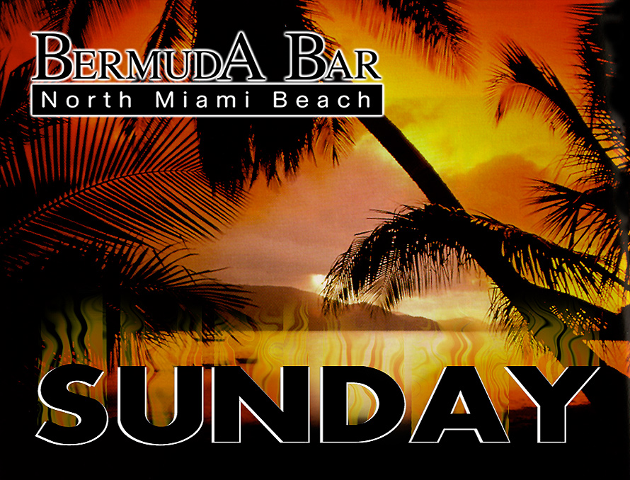 Bermuda Bar Sundays