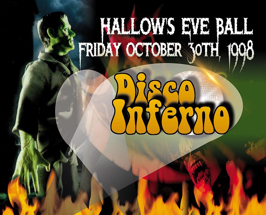 Hallows Eve Ball Friday at Club 609 Coconut Grove