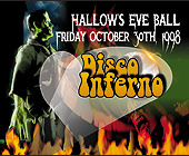 Hallows Eve Ball Friday at Club 609 Coconut Grove - tagged with disco ball