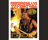 Cam'ron Performing Live at Club Cream Miami Beach - tagged with with dj